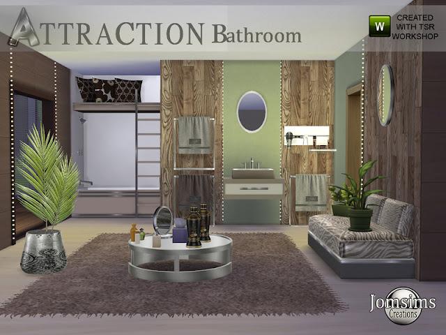 Современный стиль — наборы мебели и декора для Sims со ссылкой для скачивания