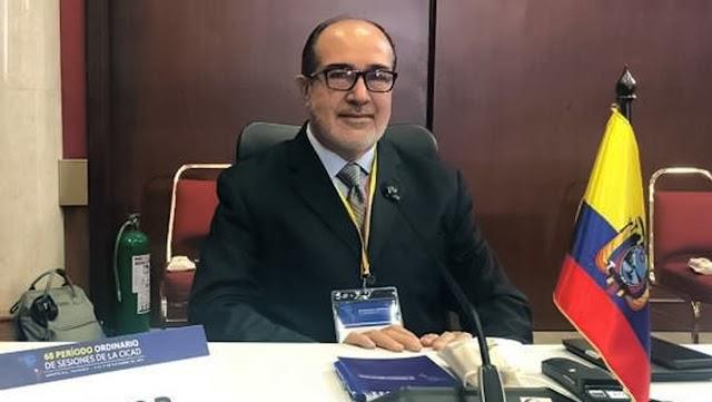 Ecuador: Dimite otro ministro de Salud