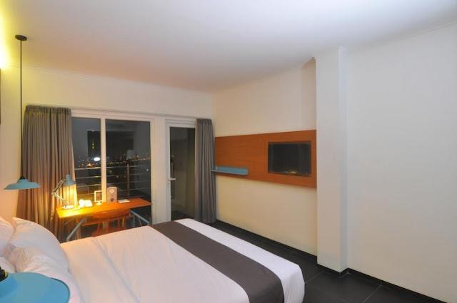 Candi view hotel, harga per malam, hotel di semarang, hotel murah, hotel kece, hotel instagramable, hotel instagenic