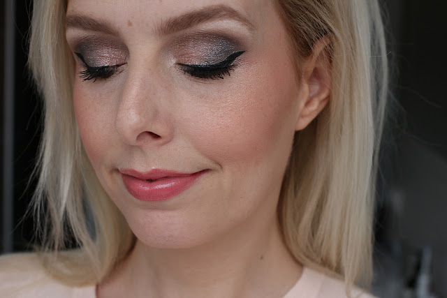 Urban Decay party look