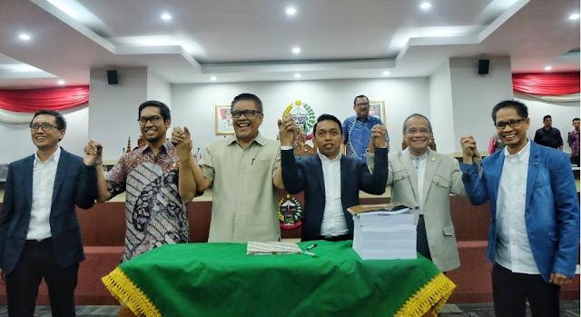 Rekomendasi Pemakzulan Nurdin Abdullah, Gubernur Sulsel Batal