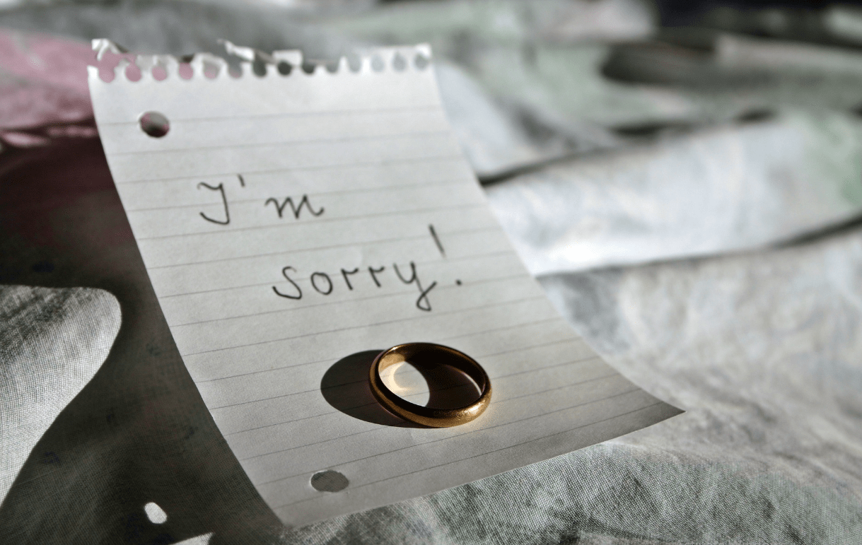 Why we've been saying 'sorry' all wrong