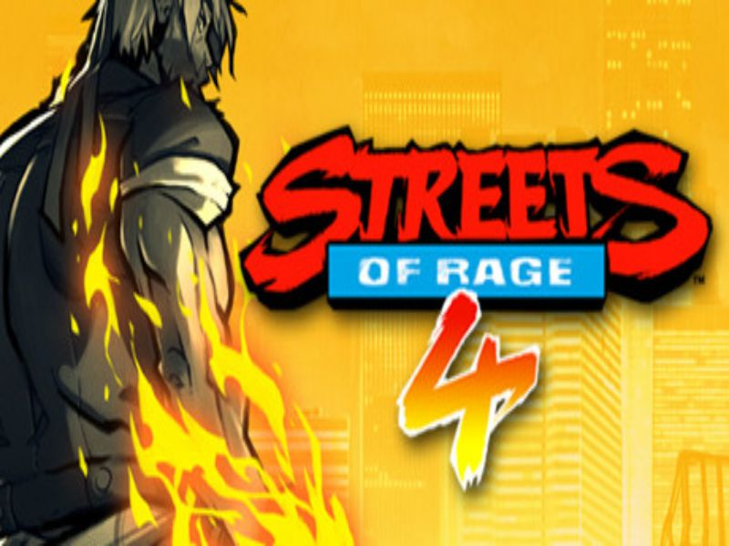 Download Streets of Rage 4 Game PC Free