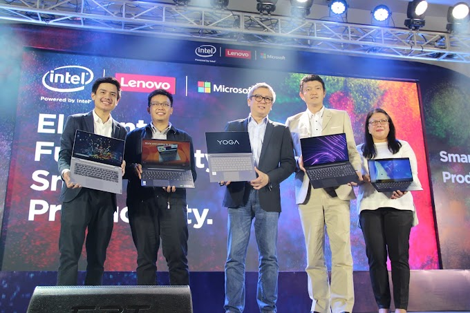 Lenovo Unveils New Yoga Ultrabooks and Ideapads in the Philippines