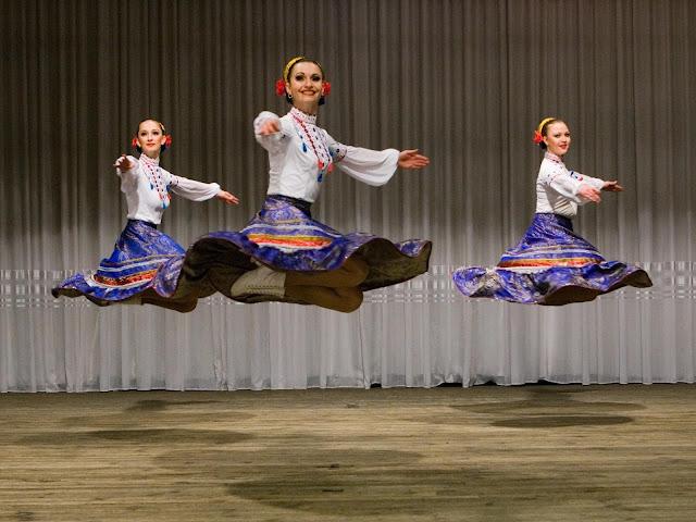 Γιάννενα: Μια Ξεχωριστή Παράσταση Χορού Οι Κοζάκοι της Ρωσίας Πέμπτη 20 Οκτωβρίου
