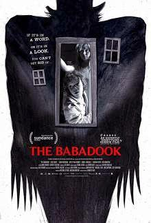 The Babadook (2014) English Movie Poster