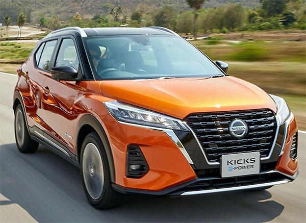 Burlappcar: 2021 Nissan Kicks