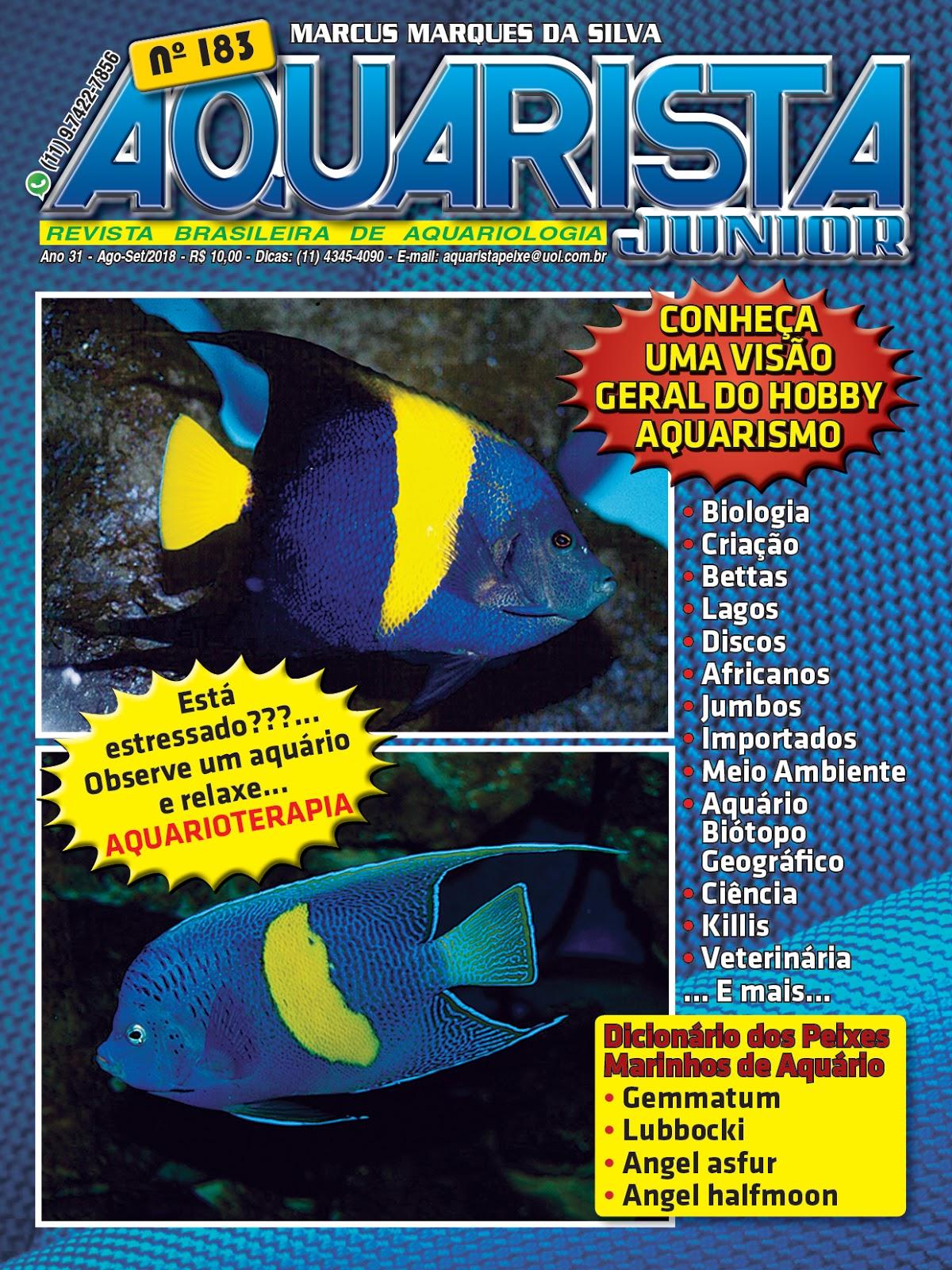 DE AQUARISMO REVISTA BAIXAR