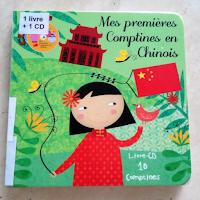 Mes premières comptines en chinois - Formulette Editeur Jeunesse