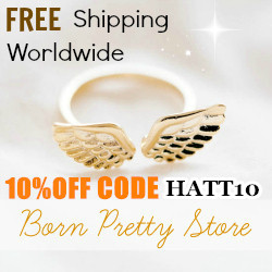 Use my code to HATT10 get 10% off !!