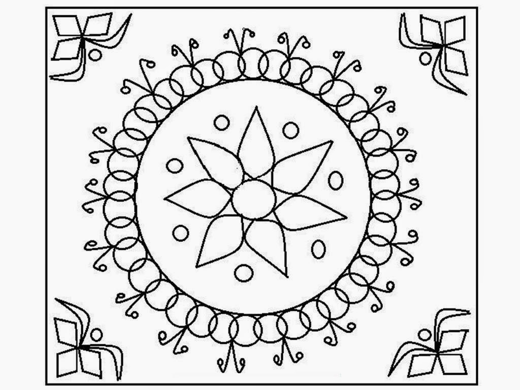 Happy Diwali coloring page | Free Printable Coloring Pages | Happy ... | 768x1024