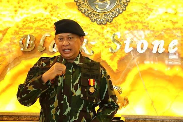 Bamsoet Jadi Warga Kehormatan Utama Korps Brimob
