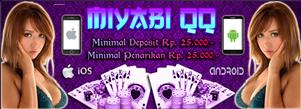 Bandar Judi QQ Berhadiah Uang Tunai Dan Handphone Miyabiqq.online