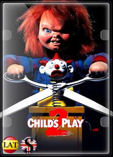 Chucky: El Muñeco Diabólico 2 (1990) HD 720P LATINO/INGLES