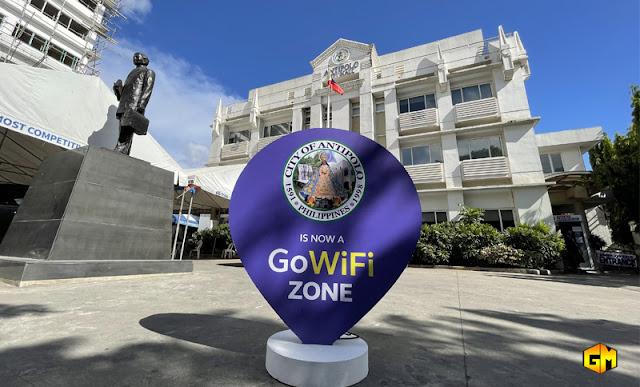 Globe GoWiFi Gizmo Manila