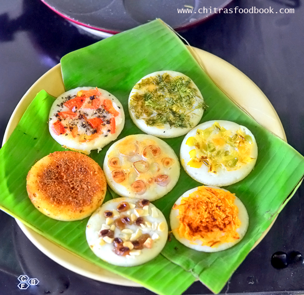 7 taste uthappam recipe