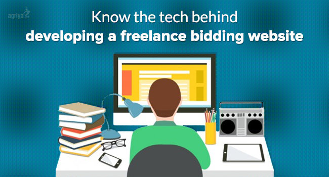 developing freelance bidding website