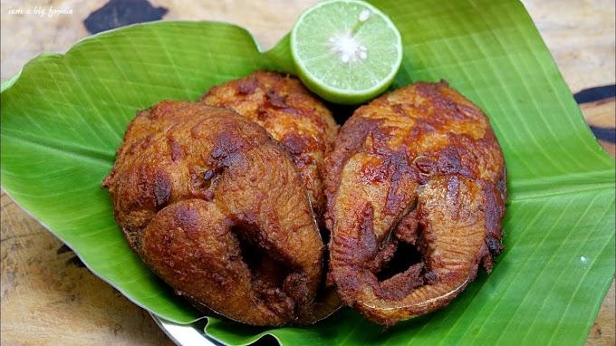 Indian Most Popular Fish ( வஞ்சிரம் மீன் )