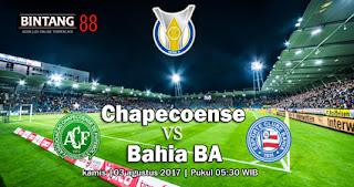 Chapecoense vs Bahia BA