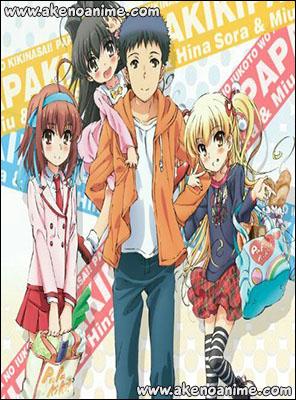 Descargar Tu anime Ligero Papa no Iukoto wo Kikinasai!