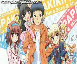 Papa no Iukoto wo Kikinasai! Todos Los Episodios [Mega - MediaFire - Google Drive] BD - HDL