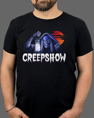 CREEPSHOW: THE SERIES -The Creep Tee from Fright-Rags.
