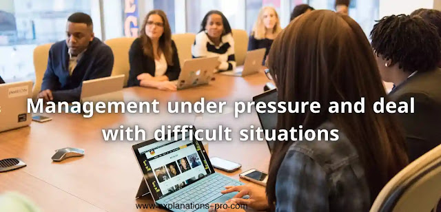 what can cause leadership pressure to a leader
