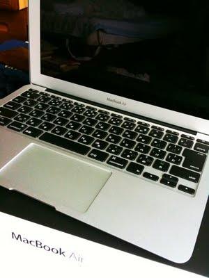 MacBookAirが不調(ジーニアスバーへ相談する)