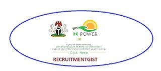 2018/2019 Npower Teach Recruitment Form – Register for N-Teach Here