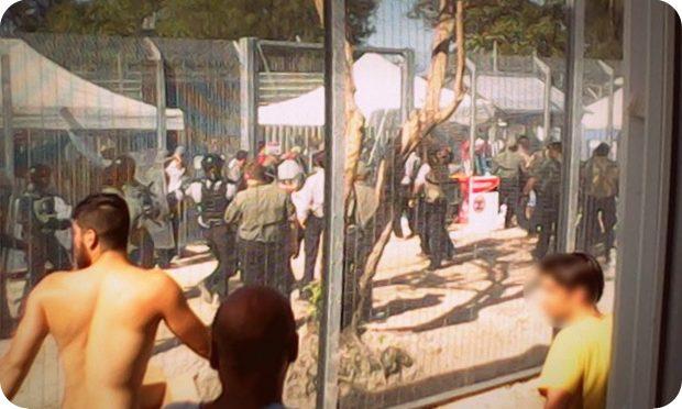 Warga dan Aparat Serang Pengungsi dan Pencari Suaka di Manus