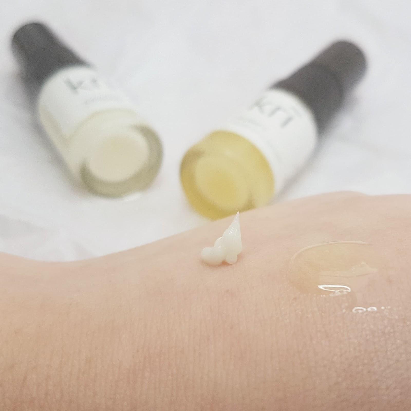 Kri Skincare Samples Review