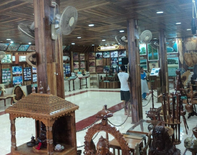 Forest Museum, Best Places to visit in Andaman & Nicobar