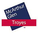 soldes chez Mc Arthur Glen à Pont Sainte Marie près de Troyes