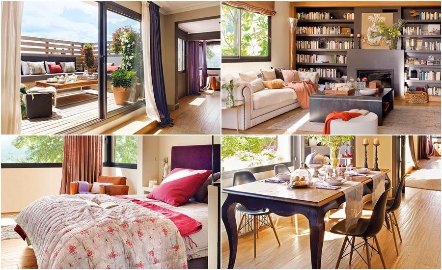 Mieszkanie na poddaszu z czarnymi akcentami, wystrój wnętrz, wnętrza, urządzanie domu, dekoracje wnętrz, aranżacja wnętrz, inspiracje wnętrz,interior design , dom i wnętrze, aranżacja mieszkania, modne wnętrza, styl nowoczesny, modern style, styl klasyczny, sztukateria, czarne dodatki,