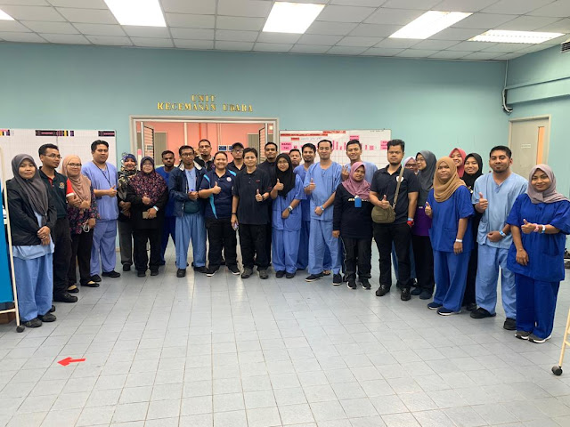 Rakyat Malaysia Pertama Disahkan Terkena Jangkitan Novel CoronaVirus