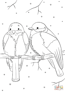 Romantic Homer Pigeon Coloring Sheet For Free