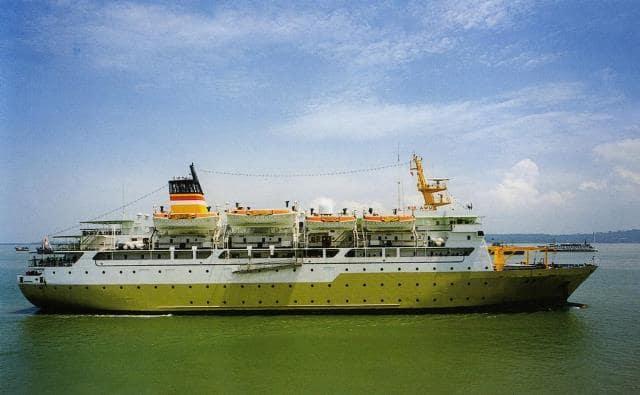 Jadwal Keberangkatan Kapal Awu Terbaru