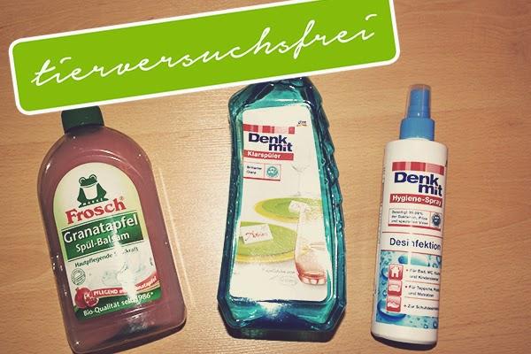 Tierversuchsfreie Produkte