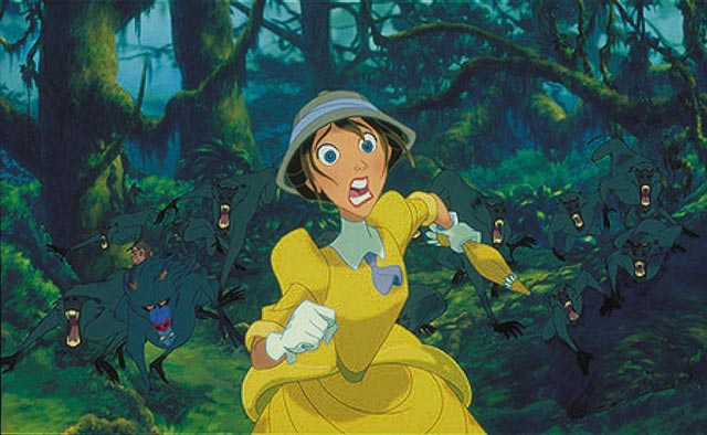 Jane Porter Tarzan 1999 animatedfilmreviews.filminspector.com