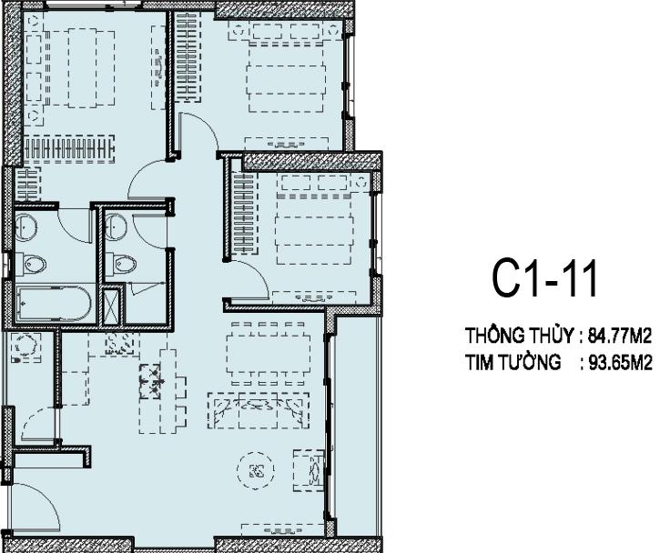 can-ho C1-10-vinhomesd'capital-tran-duy-hung