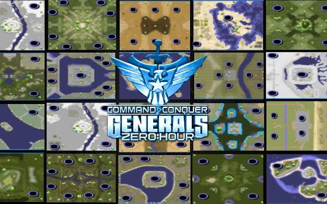 تحميل خرائط للعبة الجنرال زيرو