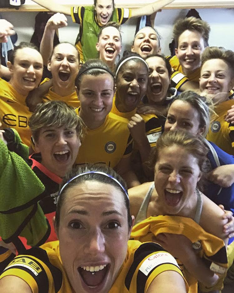 Vittoria per l'Inter Femminile