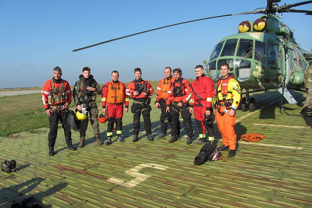 Пошуково-рятувальна служба – спецпризначенці Повітряних Сил
