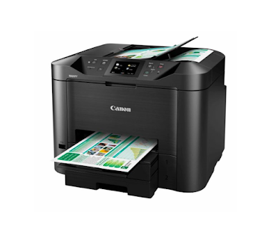 Canon MAXIFY MB5430 Driver Download