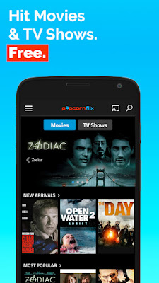 POPCORNFLIX (MOD, AD-FREE) APK FOR ANDROID