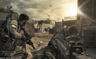 Game Call of Duty: Ghost