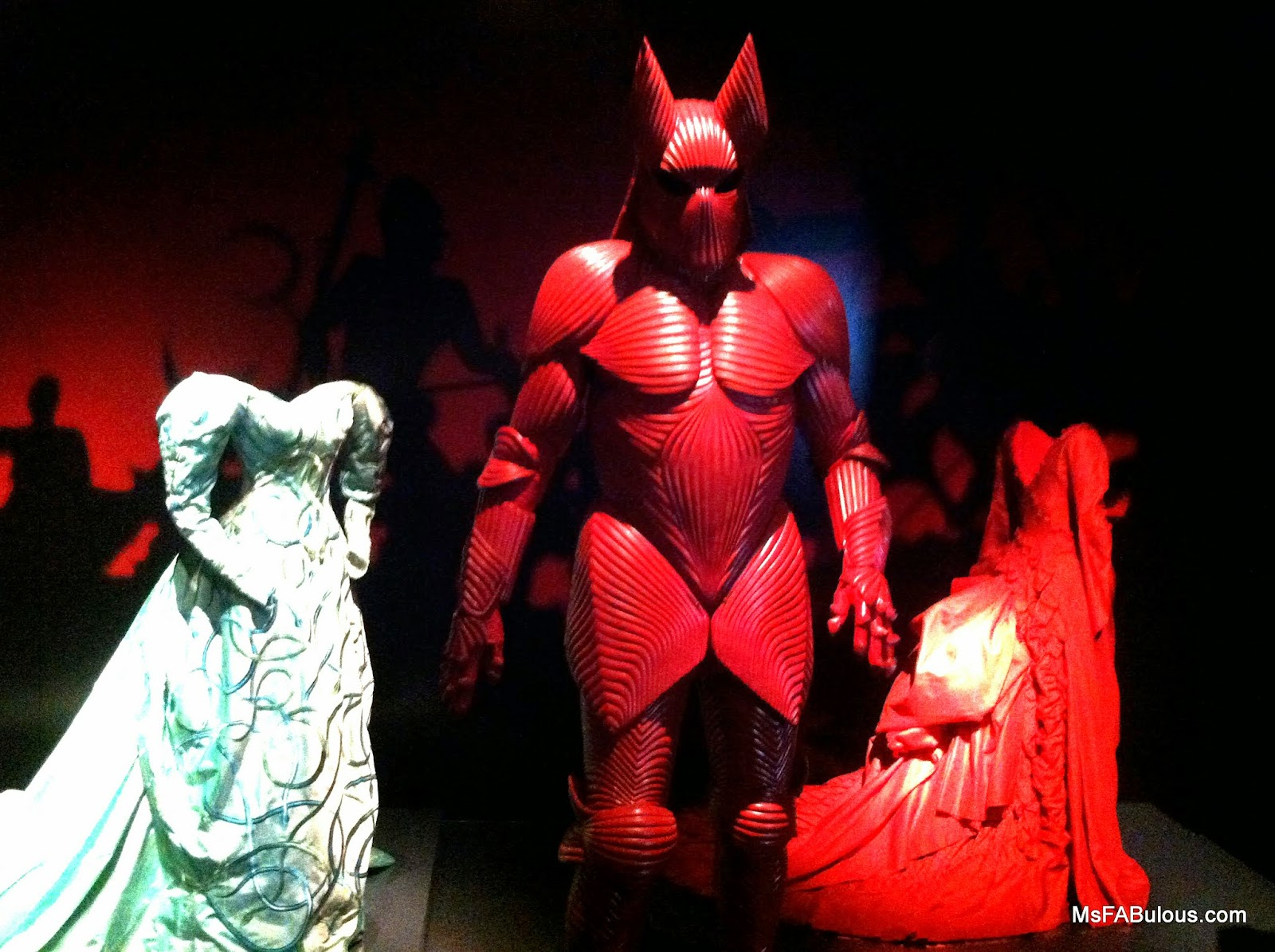 MS  FABULOUS: Costume Design - Persol Magnificient