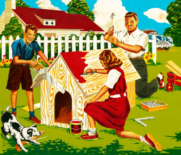Building a Dog House – Step by Step