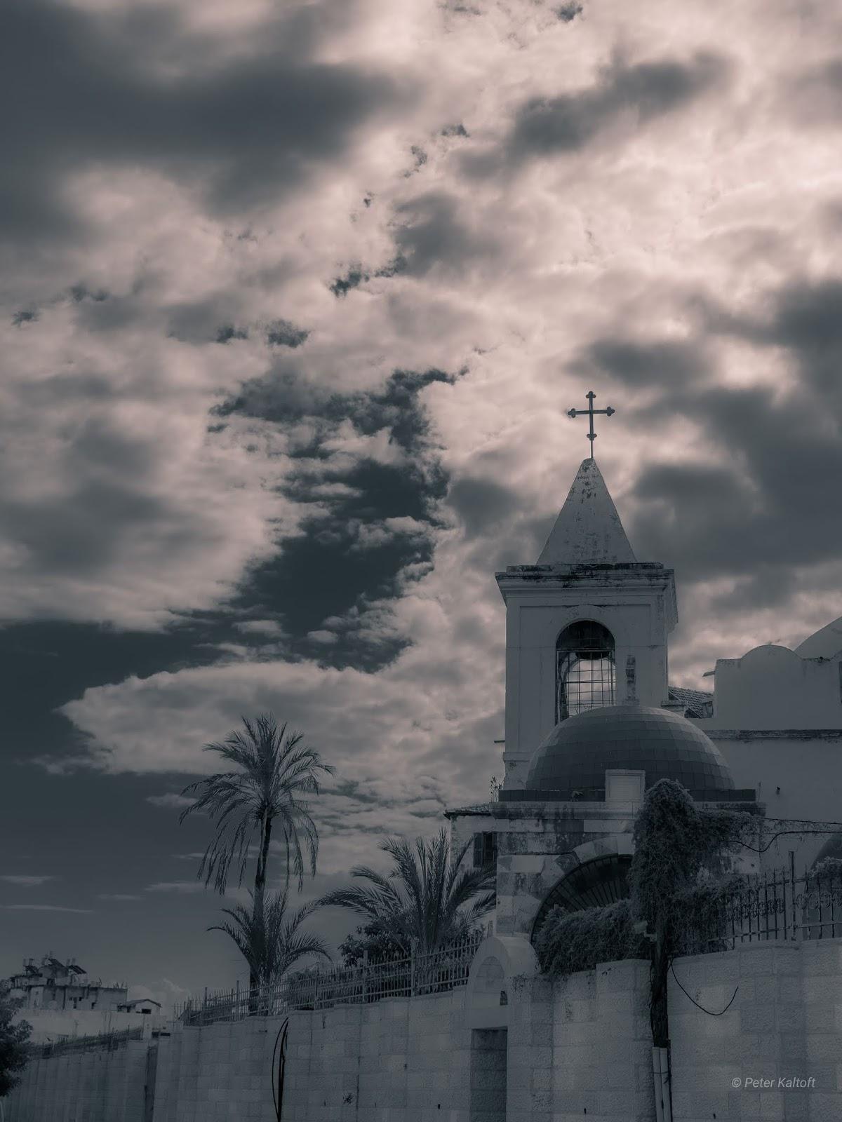 The Coptic church in Jaffa
