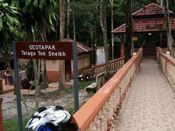Telaga Tok Sheikh, Gunung Jerai Kedah